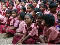 Ein Chance auf Bildung