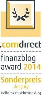 comdirect finanzblog award
