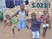 5.023 Wochen 'Lernen für ein besseres Leben'