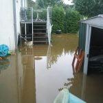 Ein Jahr her: Überschwemmung, Starkregen und Hochwasser im Raum Osnabrück
