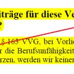 Alte Leipziger mit Update BU Tarif BV10:<br />Zwei Schritte vor, ein Schritt zurück