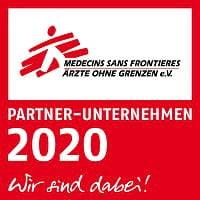 Ärzte ohne Grenzen Partner-Unternehmen