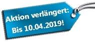 BU-Aktion bis 10.04.2019 verlängert!
