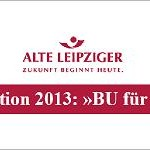 Nur bis 13.12.13: Alte Leipziger BU mit vereinfachter Risikoprüfung
