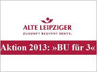 Alte Leipziger BU Aktion 2013