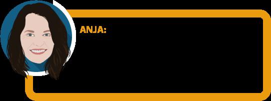 """Anja: """"Jeder Versicherer entscheidet auf Basis der eigenen Versicherungsbedingungen, ob er leisten muss. Für den einen kann man berufsunfähig sein, für den anderen nicht."""""""