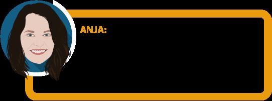 """Anja: """"In der Dread Disease Police ist genau definiert, welche Form von Krankheit versichert ist. Das bringt einerseits Klarheit, andererseits muss man eine Art """"Punktlandung"""" hinbekommen."""""""