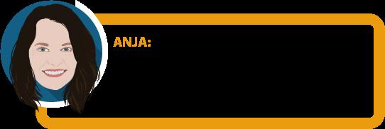 """Anja: """"Die Arbeitsunfähigkeitsklausel ist ein nützlicher Baustein der BU-Absicherung. Jedenfalls, wenn die Klausel kundenfreundlich formuliert ist."""""""