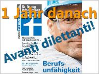Avanti dilettanti - ein Jahr danach