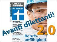Avanti dilettanti 2.0. Kritik an Stiftung Warentest ausgedehnt