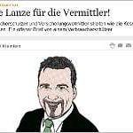 Liebe Verbraucherschützer, lieber Herr Kleinlein