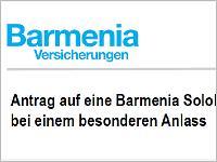 Barmenia SoloBU bei besonderem Anlass