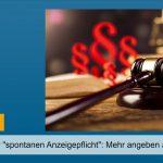 Berufsunfähigkeitsversicherung Antrag: Mehr angeben als gefragt wird?