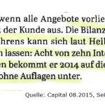 """Matthias Helberg zur BU in der """"Capital"""" 08. 2015"""
