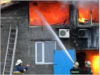 Ein Brandschaden - manchmal mit verheerenden Folgen