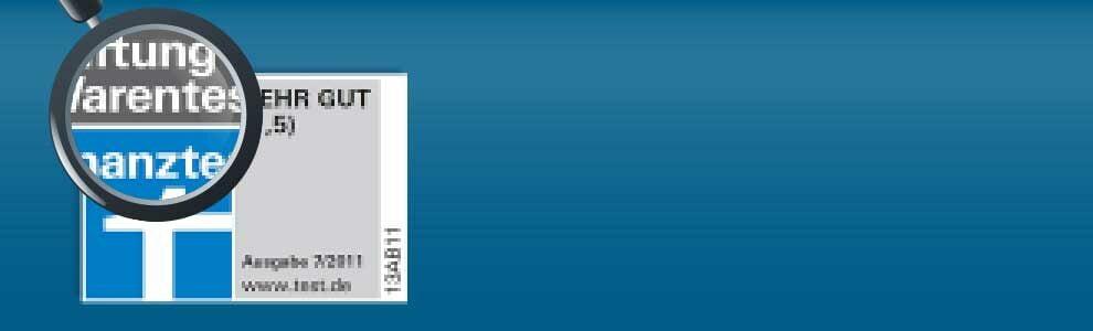 Finanztest BU Test 2021 unter der Lupe