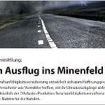 BU-Vermittlung:<br /> Ein Ausflug ins Minenfeld