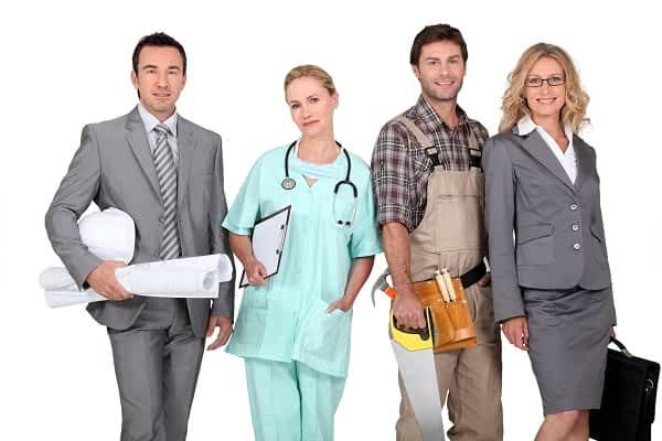 Für so gut wie alle Berufe ist eine Berufsunfähigkeitsversicherung sinnvoll. Jedenfalls wenn Sie arbeiten müssen, um Geld zu verdienen. Grafikquelle: colourbox.com