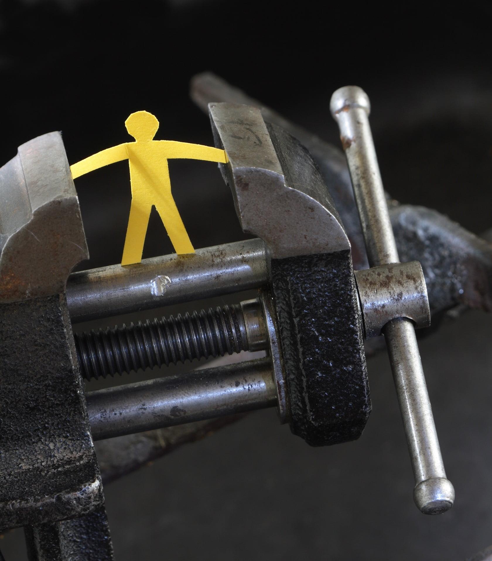 Das Verhältnis zwischen Maklern und Versicherern ist nicht immer spannungsfrei. Grafikquelle: colourbox.com