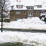 Elementarschaden? Schneelast auf Dächern – Stadt Osnabrück warnt