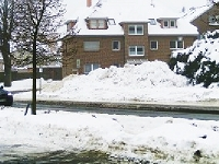 Elementarschaden durch Schneelast und Schneedruck?