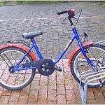 Hilfe! Fahrraddiebstahl…