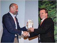 Preisverleihung des Sonderpreis des comdirect finanzblog award 2014