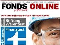 Fondsprofessionell: Helbergs Kritik schlägt hohe Wellen