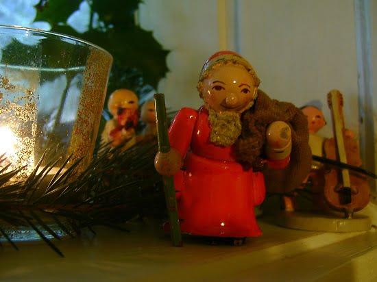 Freude, Dankbarkeit und Glück - nicht nur zu Weihnachten.