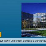 Generali macht auf WWK und erhöht Beiträge laufender BU- & EU-Verträge