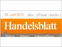 Handelsblatt: Versicherungsexperten kritisieren Methoden der Stiftung Warentest