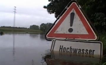 Hochwasser in Osnabrück Elementarversicherung sinnvoll