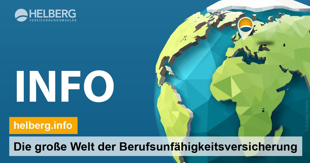 Liste Der Anbieter Von Berufsunfähigkeitsversicherungen In Deutschland