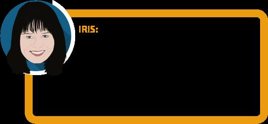 """Iris: """"Der Beruf spielt in der staatlichen Rentenversicherung keine Rolle mehr, wenn es um die Arbeitskraftabsicherung von Menschen geht, die nach 1960 geboren sind. Eine Rente gibt es nur, wenn man in keinem Job mehr voll arbeiten kann."""""""