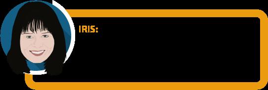 """Iris: """"Probeanträge finden (bei uns) kaum noch Verwendung, weil man sie nicht anonym stellen kann. Geeigneter sind meistens Risikovoranfragen."""""""
