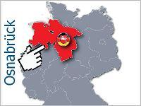 Können Sie mich beraten? Wo liegt eigentlich Osnabrück?