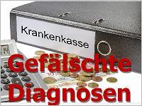 Krankenkassen: Gefälschte Diagnosen. Bildquelle: colourbox.com