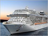 Ein Kreuzfahrtschiff - ohne Rettungsboote?