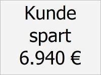 Kunde spart 6.940 €