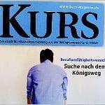 Erwähnung im Kurs-Magazin