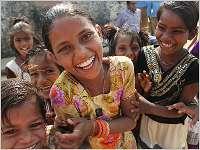 Lachende Kinder - so soll es sein. Foto: terre des hommes