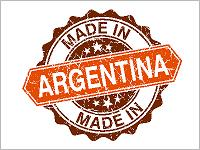 Made in Argentina. Grafikquelle: Colourbox.com