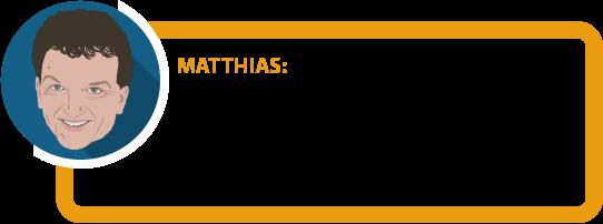 """Matthias: """"Die Entwicklung ist eindeutig, egal welche Statistik man sich ansieht: Psychische Erkrankungen sind die Nummer 1 der Ursachen für Berufsunfähigkeit und Erwerbsminderung."""""""