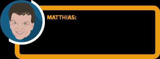 """Matthias: """"Sie sind berufsunfähig und suchen Hilfe? Wenn Sie Ihre BU über uns abgeschlossen haben, helfen wir gern. In anderen Fällen dürfen wir das aus rechtlichen Gründen nicht."""""""