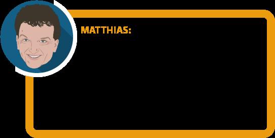 """Matthias: """"Beispiel für konkrete Verweisung: Ein Tischler kann wegen Allergien seinen Beruf nicht mehr ausüben. Er ist berufsunfähig. Später studiert er und arbeitet als Innenarchitekt. Der Versicherer zahlt die BU-Rente nicht mehr, weil der Ex-Tischler nun konkret eine neue Tätigkeit ausübt."""""""