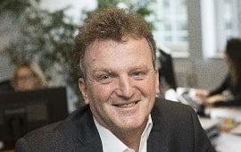 Matthias Helberg, Versicherungsmakler, Berufsunfähigkeitsversicherungs-Experte. Foto: Uwe Lewandowski