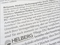 """Medienecho zu """"Spontane Anzeigepflicht? Wehret den Anfängen!"""""""