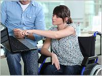 Multiple Sklerose und Berufsunfähigkeitsversicherung oder Risikolebensversicherung? Grafikquelle: colourbox.com