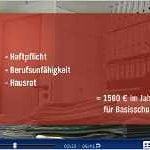 NDR markt: Achtung Versicherungsmakler