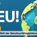 """NEU: """"Die große Welt der Berufsunfähigkeitsversicherung"""""""